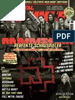 Metal Hammer Germany Juni 2017