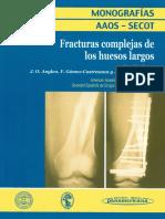 Fracturas complejas de los huesos largos
