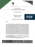 Resolución Durand y Ugarte de fecha 30 de mayo de 2018