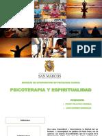 Psicoterapia y Espiritualidad