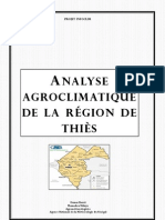 Analyse Agroclimat