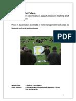 Farm Management Tools Report v5
