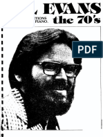 Bill Evans - The 70's (Original Compositions Arranged for Solo Piano)