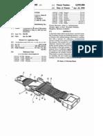 Anti-cinch seat belt system (US patent 4919484)