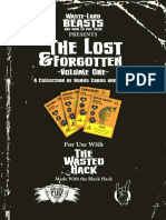 WLB Presents the Lost and Forgotten Volume One