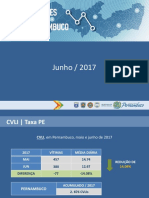 Dados Criminais Junho 2017