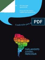 Cuadernillo-Docente Parlamento Juvenil Mercosur