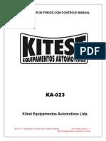 KA 023 Manual