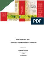 Livro Lazer Na America Latina