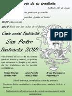 San Pedro 2018 05