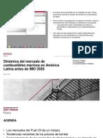 Platts Webinar Logistics