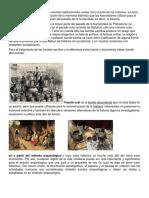 Fuente Historicas