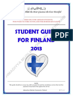 Study Guide for Finland