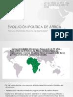 Evolución Política de África