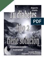¿Le Gustaría Tener Control Total de Su Diabetes en 30 Días?
