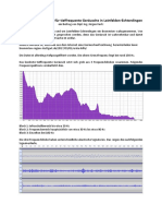Ursachenforschungen für tieffrequente Geräusche in Leinfelden-Echterdingen
