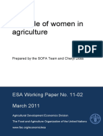The Role of Women in Agriculture.pdf