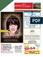 SCF July 2018 Newsletter