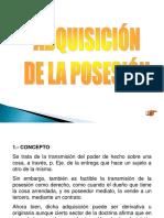 5. Adquisicion de La Posesion 46461