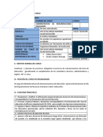 Perfil de Cargo Administrativo Educacin