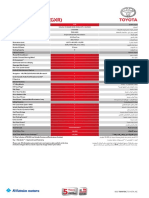 2017 Fj Cruiser Specs Sheet