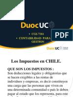 Clase 7 Impuestos en CHILE