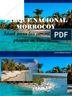 Carlos Michel Fumero - Parque Nacional Morrocoy, ideal para los amantes de las playas en Venezuela