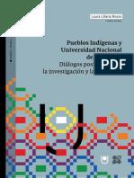 Pueblos Indigenas y Universidad