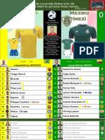 VM 8-delsfinal 5 180702 Brasilien - Mexiko 2-0