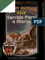 P-518 - Corrida Para a Morte - H. G. Francis