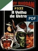 P-532 - A Velha de Ustrac - Kurt Mahr
