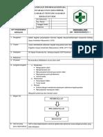 3. SOP Penyampaian Informasi Kepada Msy