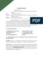 Informe No 001 i Juan