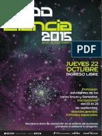Expociencia2015 - Afiche A3