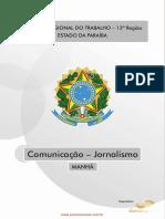 Comunica_o_jornalismo Prova Trt 2012