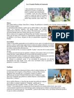 Los 4 Grandes Pueblos de Guatemala
