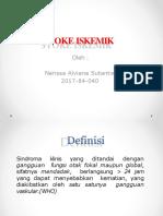Tatalaksana Stroke Iskemik.pptx