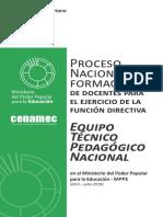 Cuadernillo 4 Equipo Técnico Pedagógico1