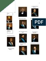 Presidentes Del Ecuador