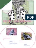 Alice in Wonderland Vintage Petit Lenormand