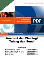 PPT UEU Patofisiologi Penyakit Tidak Menular Pertemuan 14
