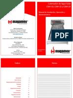 Manual Solares Megamex