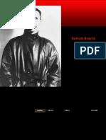 Bertolt Brecht - Internationales Archiv