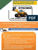 presentacionPpt OTECMIN