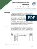 Insonorización Para Un Nivel Sonoro Exterior de 80DB - B11R Euro3