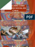 Muralismo Como Discurso Social en Chile
