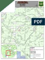 Pepper Springs Fire map