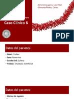 Presentación Caso Clínico 6  CID