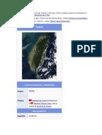 Este Artículo Trata Sobre La Isla de Taiwán o Formosa