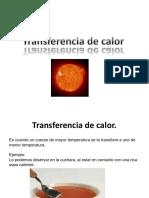 Presentaciontransferenciadecalor 110920113711 Phpapp01 1